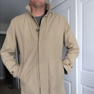 J.Crew Sutherland Trench Coat (XL-tall)